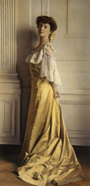 Portrait of Alice Roosevelt Longworth (click to view image source)