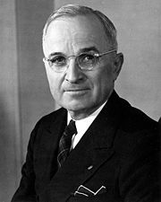 Portrait of Harry S. Truman (click to view image source)