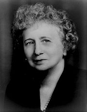 Portrait of Bess Truman (click to view image source)