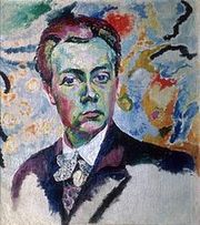 Portrait of Robert Delaunay  (click to view image source)