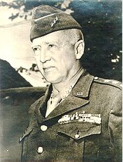 Portrait of George Patton (click to view image source)