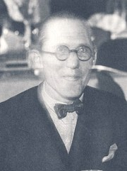 Portrait of Le Corbusier (click to view image source)