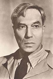 Portrait of Boris Pasternak  (click to view image source)