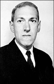 Portrait of H.P. Lovecraft (click to view image source)