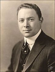 Portrait of David Sarnoff (click to view image source)