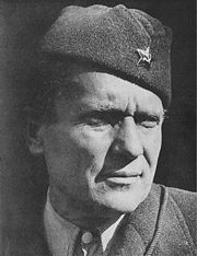 Portrait of Josep Broz Tito  (click to view image source)