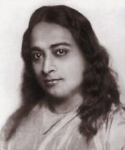 Portrait of Paramahansa Yogananda (click to view image source)