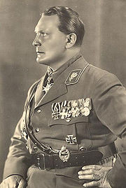 Portrait of Hermann Goering (click to view image source)