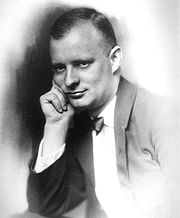 Portrait of Paul Hindemith (click to view image source)