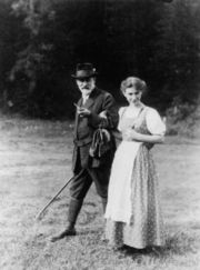 Portrait of Anna Freud (click to view image source)