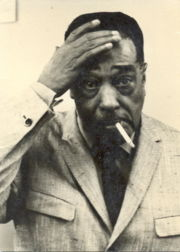 Portrait of Duke Ellington (click to view image source)