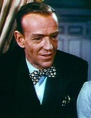 Portrait of Fred Astaire (click to view image source)
