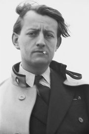 Portrait of André Malraux  (click to view image source)