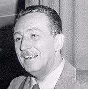 Portrait of Walt Disney (click to view image source)