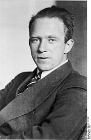 Portrait of Werner Heisenberg (click to view image source)