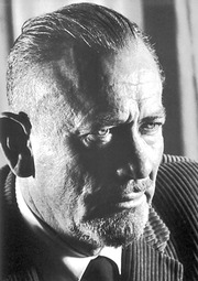 Portrait of John Steinbeck (click to view image source)