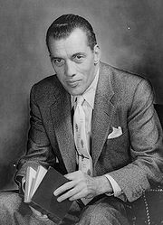 Portrait of Ed Sullivan (click to view image source)