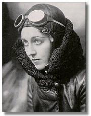 Portrait of Amy Johnson (click to view image source)