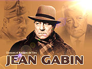 Portrait of Jean Gabin  (click to view image source)