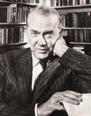 Portrait of Graham Greene  (click to view image source)