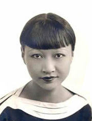 Portrait of Anna May Wong (click to view image source)