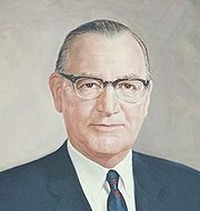 Portrait of Pat Brown (click to view image source)