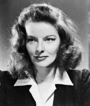 Portrait of Katharine Hepburn (click to view image source)