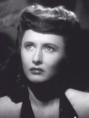 Portrait of Barbara Stanwyck (click to view image source)