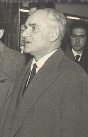 Portrait of Alberto Moravia  (click to view image source)