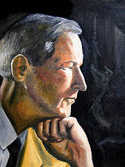 Portrait of Jacques Barzun (click to view image source)