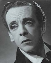 Portrait of Robert Helpmann (click to view image source)