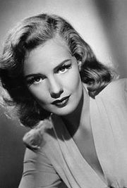 Portrait of Frances Farmer (click to view image source)