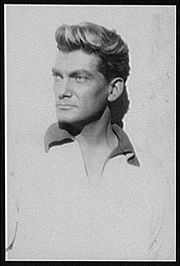 Portrait of Jean Marais (click to view image source)