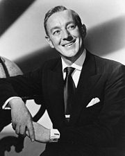 Portrait of Alec Guinness  (click to view image source)
