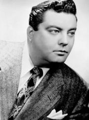 Portrait of Jackie Gleason (click to view image source)
