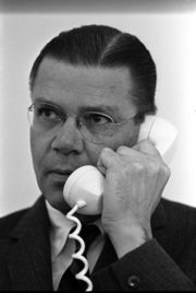 Portrait of Robert S. McNamara (click to view image source)
