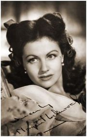 Portrait of Margaret Lockwood (click to view image source)