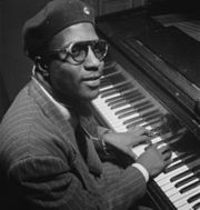 Portrait of Thelonious Monk (click to view image source)