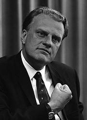 Portrait of Billy Graham (click to view image source)