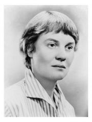 Portrait of Iris Murdoch (click to view image source)