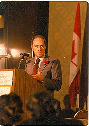 Portrait of Pierre Trudeau (click to view image source)