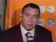 Portrait of Howard Cosell (click to view image source)