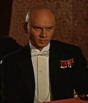 Portrait of Yul Brynner  (click to view image source)