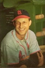 Portrait of Stan Musial (click to view image source)