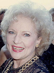 Portrait of Betty White (click to view image source)