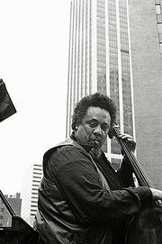 Portrait of Charles Jr. Mingus (click to view image source)