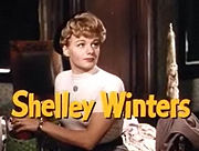 Portrait of Shelley Winters (click to view image source)