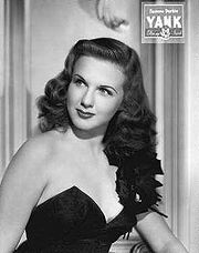 Portrait of Deanna Durbin (click to view image source)