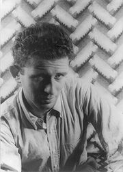 Portrait of Norman Mailer (click to view image source)
