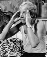 Portrait of Conrad Bain (click to view image source)